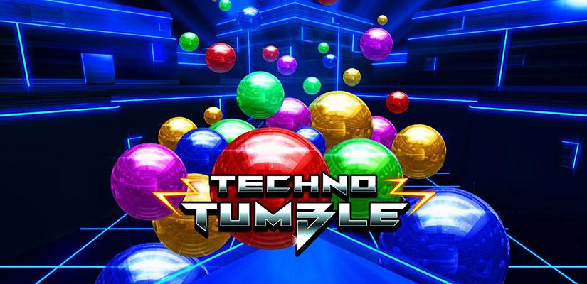 Techno Tumble Slot Review