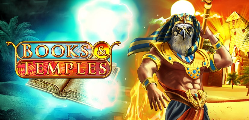 Books & Temples Slot Review