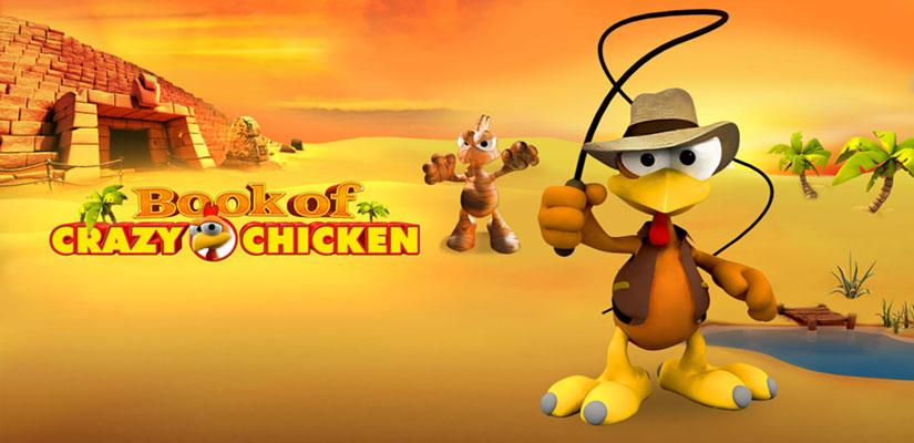 Book of Crazy Chicken Slot Review