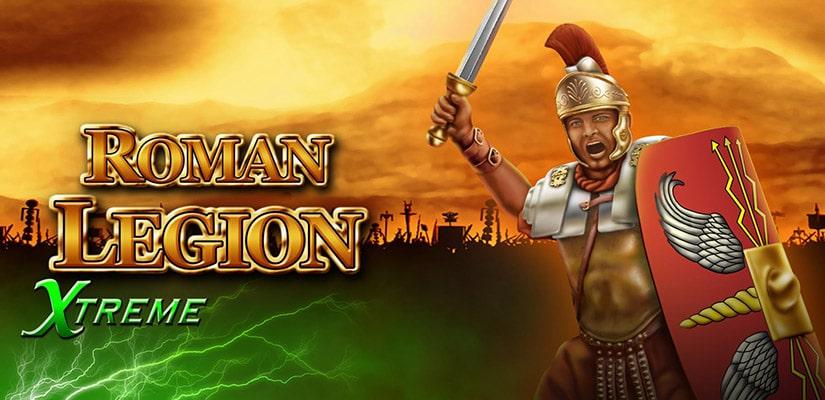 Roman Legion Xtreme Slot