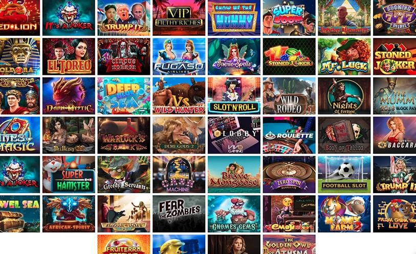 Golden nugget vegas casino games