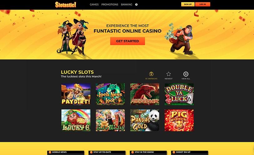 Slotastic casino mobile