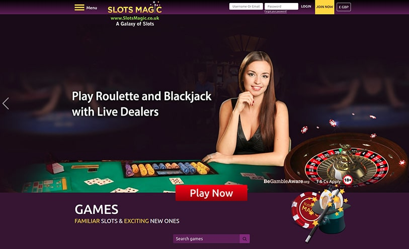 Slots Magic Casino Review Bonuses Software And Games