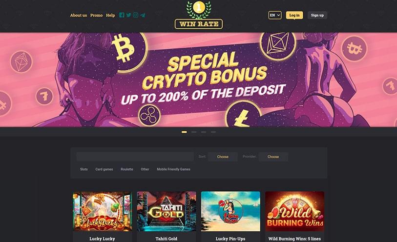 Casino Rate